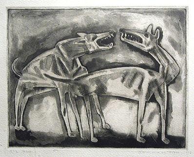 Somnath Hore, 'Polite Conversation', 1978