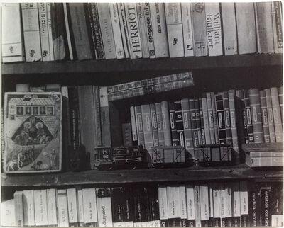 Ion Grigorescu, 'Nature morte aux livres', 1981