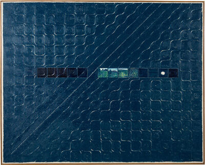 Kazuo Nakamura, 'Spatial Concept / Evolution', 1970