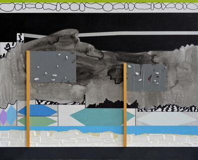 Jin Jinghong 金景鸿, 'Scenery Flag', 2016