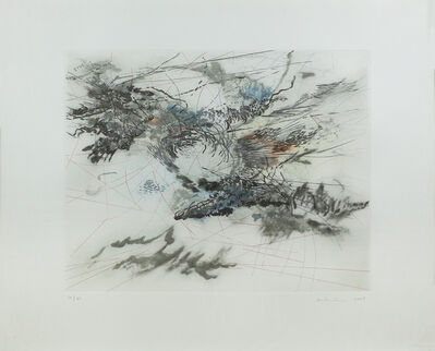 Julie Mehretu, 'Refuge ', 2007