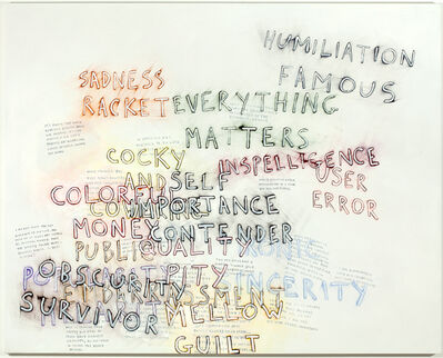 Sean Landers, 'Insolent Monkey', 2007