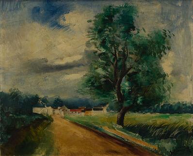 Maurice de Vlaminck, 'Paysage', 1922