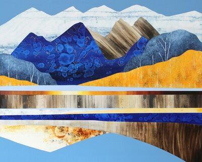 Sarah Winkler, 'Gore to Vail Mountain', 2021