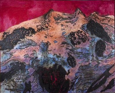 Bernard Garo, 'Monte-Rosa, give us back beauty', 2020