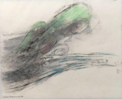 Leiko Ikemura, 'Waves - Wind  - Essence III', 2005