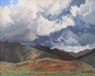 Sheila Gardner, 'High Desert Storm', 1997