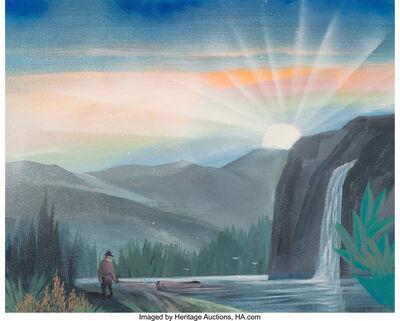 Dale Nichols, 'Sunset', 1987