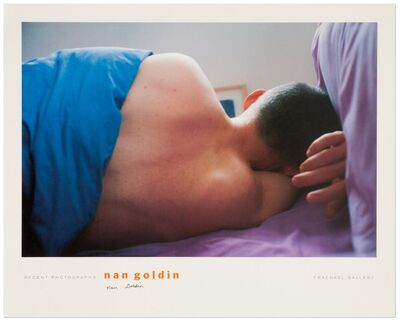 Nan Goldin, 'Recent Photographs', 1997