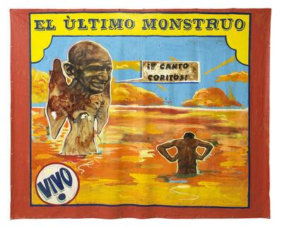 José Luis Vargas, 'El Ultimo Monstruo', 2015