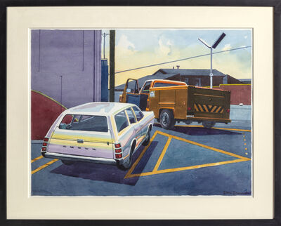 Don david, 'Dodge and Truck', 1980