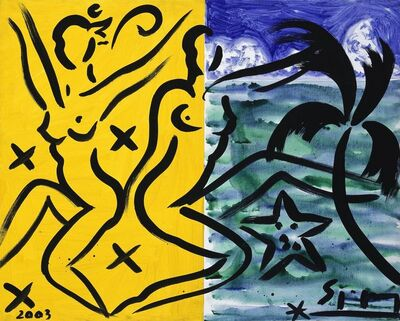 Stefan Szczesny, 'Mystique mood', 2003