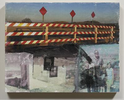 Frederick Fulmer, 'Desert Road Block', 2019