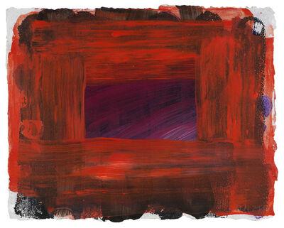 Howard Hodgkin, 'Dawn', 2000-2002