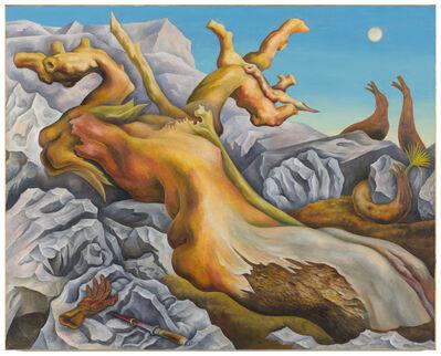 Diego Rivera, 'Symbolic Landscape', 1940