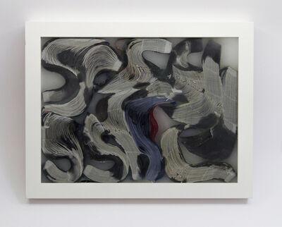 Dorothea Reese-Heim, 'Querschnitt Seitenblicke Münchner Blaue Seiten', 2013
