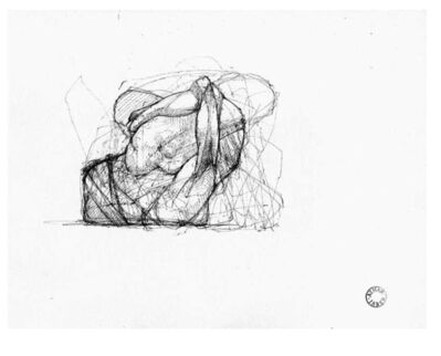 Athar Jaber, 'Study 3', 2018