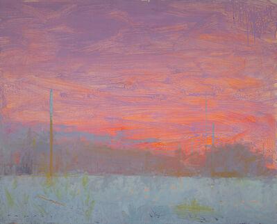 William Wray, 'Sunset', 2018