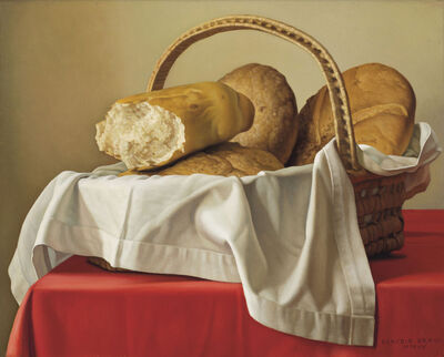 Claudio Bravo, 'Breads', 2004