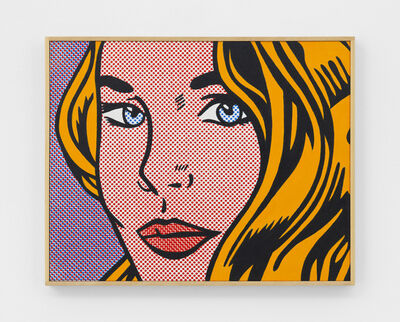 Richard Pettibone, 'Roy Lichtenstein, 'Seductive Girl', 1964, Purple-Yellow', 2009