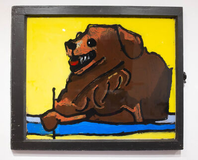 Thomas Pringle, 'Dog', 2015