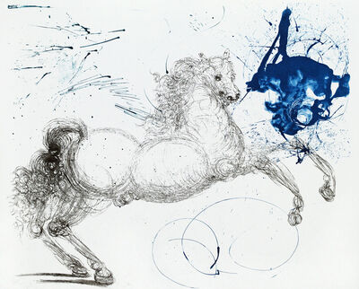 Salvador Dalí, 'Pegasus ', 1963-1965