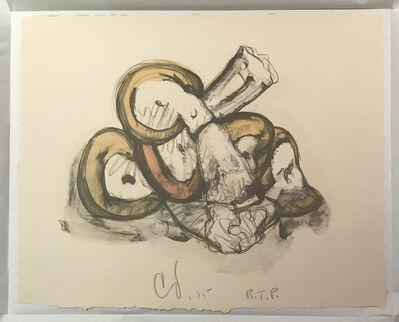 Claes Oldenburg, 'Pile of Erasers', 1975
