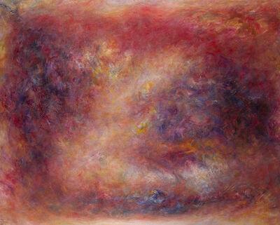 Murray Dessner, 'Red Garden', 2002