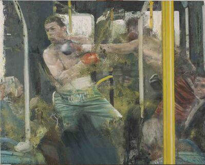 Nicola Pucci, 'Incontro su Bus ', 2017