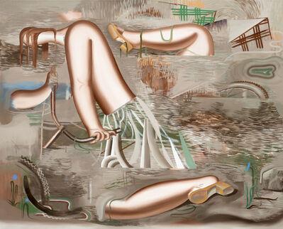 Kristina Schuldt, 'reverse', 2016