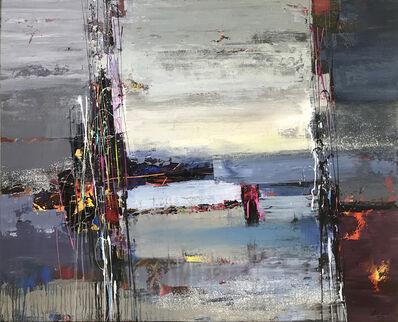 """Pietro Adamo, '""""Grand Canal""""', 2018"""