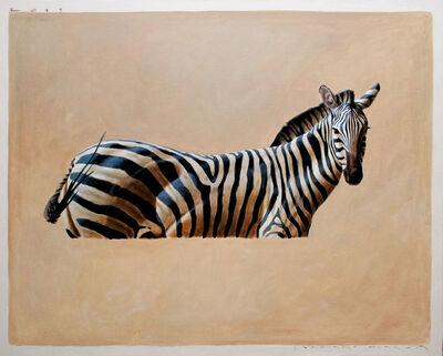 Santiago Garcia, 'Zebra ', 2018