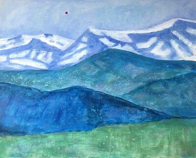 Randa Dubnick, 'Snowcapped Mountains', 2018