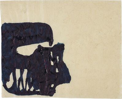 Suzan Frecon, 'Untitled (Indigo)', 2010