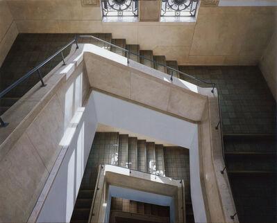 Hisaya Taira, 'Stairway #11- museum ', 2012
