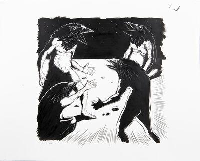 Emmanuel Crespo, 'They Bicker at Nightfall', 2019