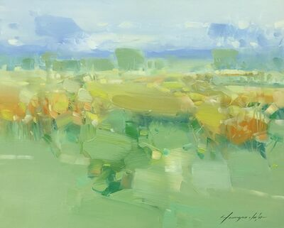 Vahe Yeremyan, 'Field in Bloom', 2020