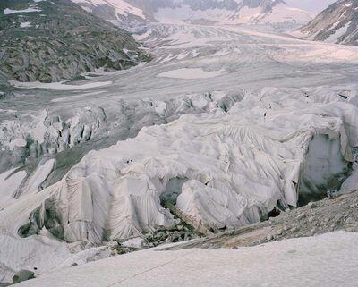 Jörn Vanhöfen, 'Glacier # 6534', 2013