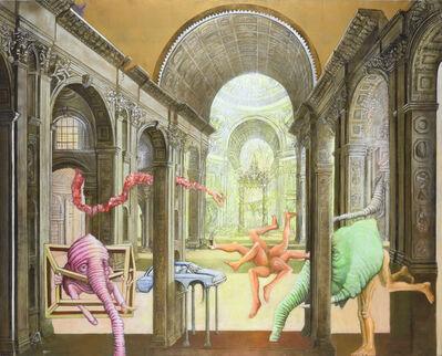 Hugh Weiss, 'Le Centre Du Monde', 1981