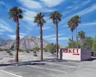 Mary-Austin Klein, 'Center Market, Borrego Springs', 2018