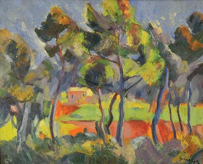 George Cyr, 'Paysage  Libanais', 1947