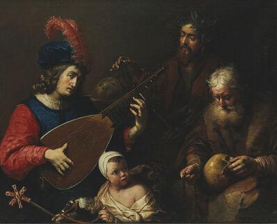 Jan van Dalem, 'The Four Ages of Man'