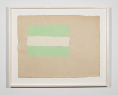 Cyrilla Mozenter, 'mint cream mint', 2016
