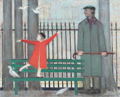 Will Barnet, 'Gramercy Park III', 2007