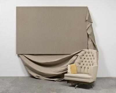Analía Saban, 'Claim (from Chair)', 2013