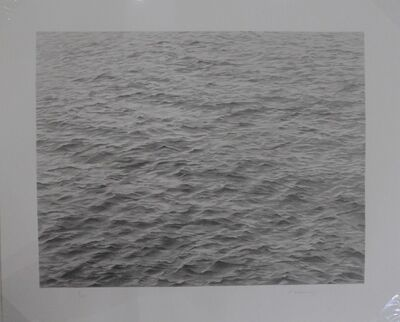 Vija Celmins, 'Ocean Surface', 2006