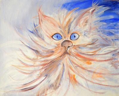 Christine Albane, 'Crazy Cat', 2017
