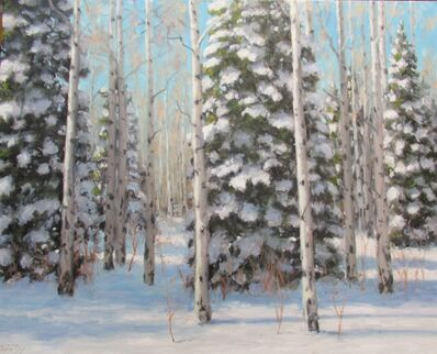 Stephen Day, 'Winter Afternoon', 2021