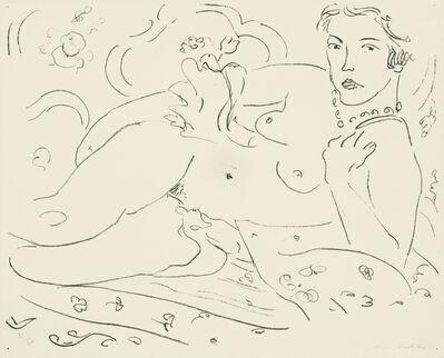 Henri Matisse, 'Nu, main gauche pres de l'epaule, 33/50', 1926