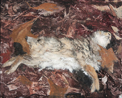 Miles Cleveland Goodwin, 'Wild Hare', 2017
